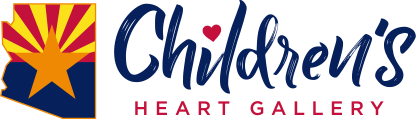 The Children's Heart Gallery Logo